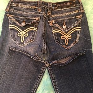 Rock revival size 28